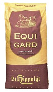 Equigartd, St Hippolyt, foder för fånghästar, EMS