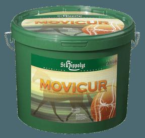 MoviCur från St Hippolyt, till styrka och smidighet i bindväv och leder