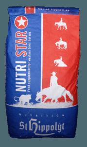 St Hippolyt, Nutristar, westerhästar, unghästar, hästfoder
