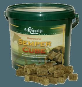 SemperCube mineraler, St Hippolyt, Källhagens Gård