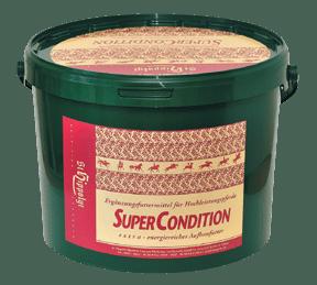 St Hippolyt, Super Condition, tävling, träning, hästfoder