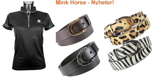Mink Horse Nyheter